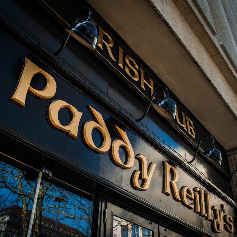 Paddys Zurich Main Entrance