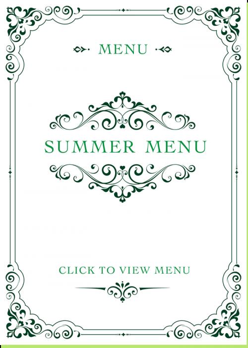 summer-menus